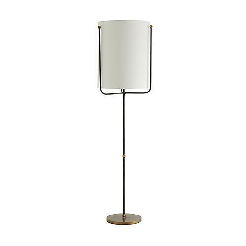 Boise Floor Lamp, Bronze