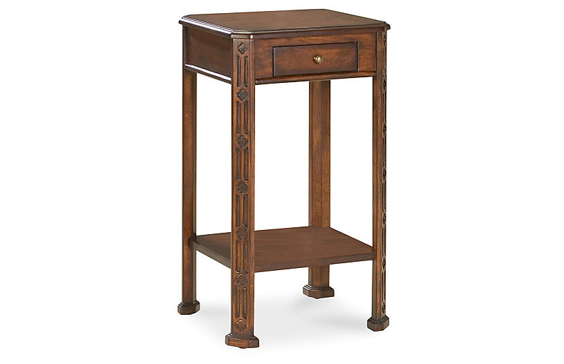 Marlow Side Table, Cherry