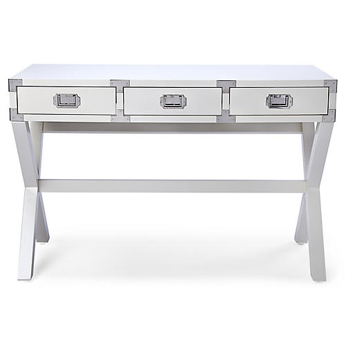 Kering Desk, White