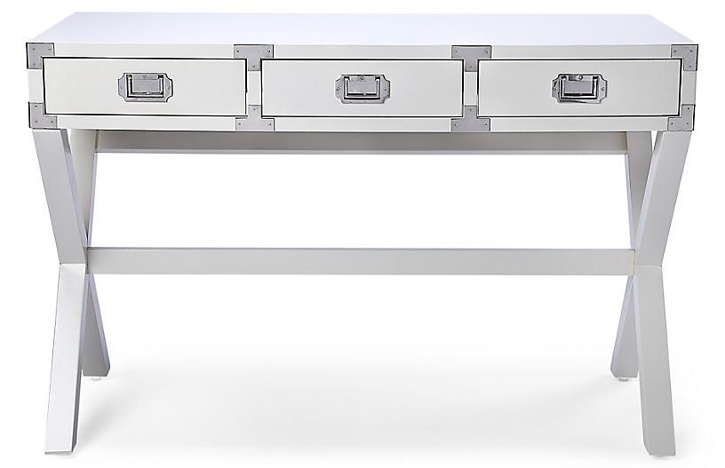 Kering Desk, White