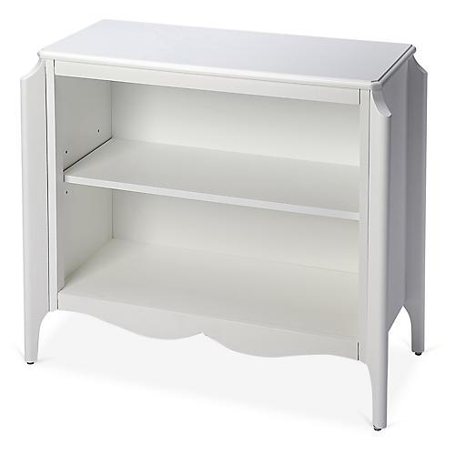 Beverly Bookcase, White