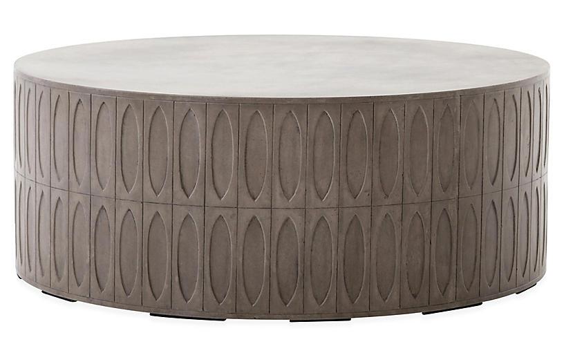 Mateo Coffee Table, Gray