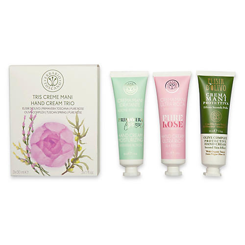 Mini Hand Cream Trio