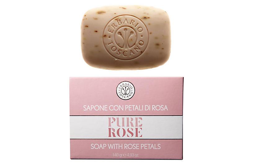 Pure Rose Soap