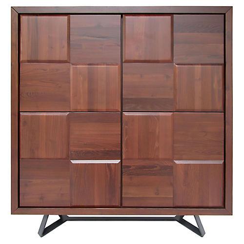 Sierra Cabinet, Oak