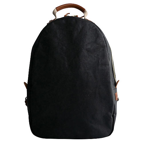 Memmo Backpack, Black