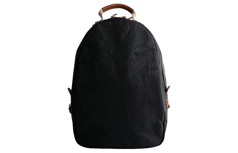 Memmo Backpack, Black