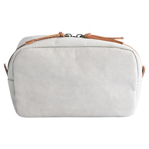 Avventura Toiletry Bag, Gray