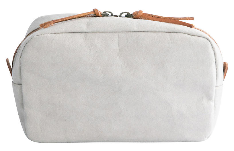 Avventura Toiletry Bag, Gray