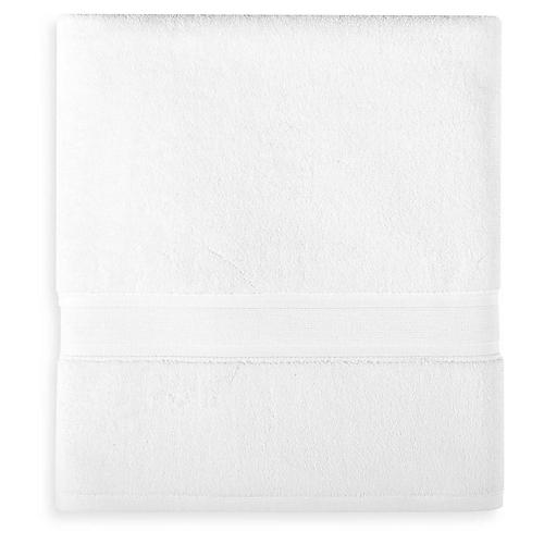 Icon PimaCott Washcloth, White