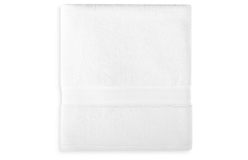 Icon PimaCott Bath Sheet, White