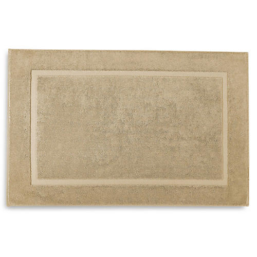 Icon PimaCott Bath Mat, Latte