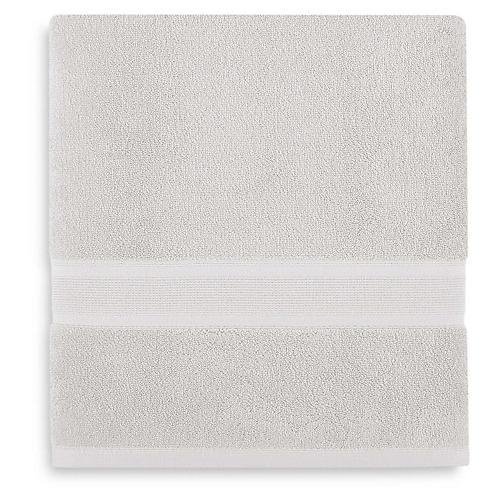 Icon PimaCott Bath Towel, Silver