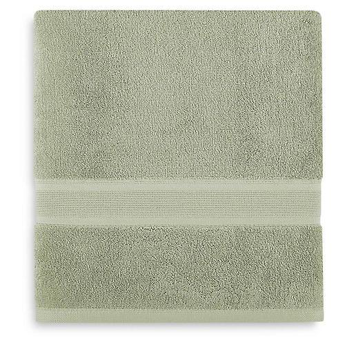 Icon PimaCott Bath Sheet, Basil