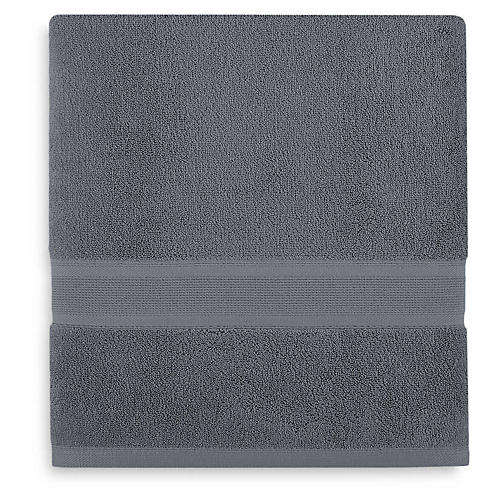 Icon PimaCott Bath Towel, Denim