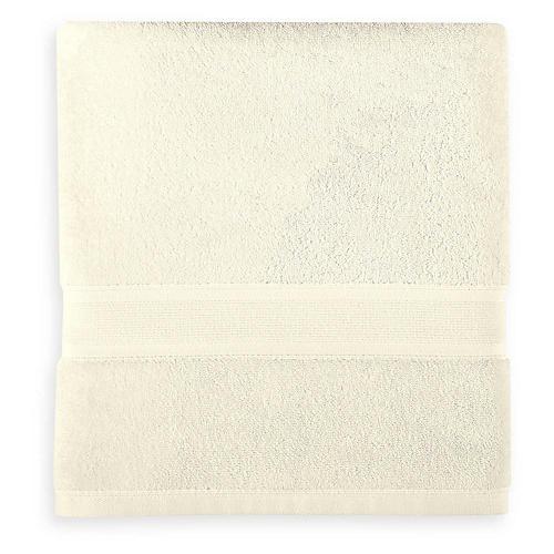 Icon PimaCott Bath Sheet, Ivory