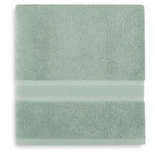 Icon PimaCott Hand Towel, Sea