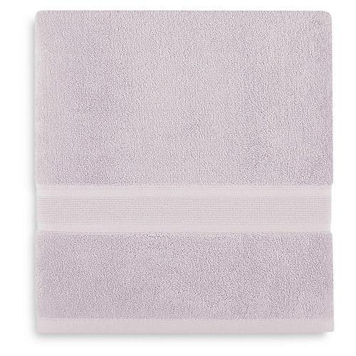 Icon PimaCott Bath Sheet, Lilac