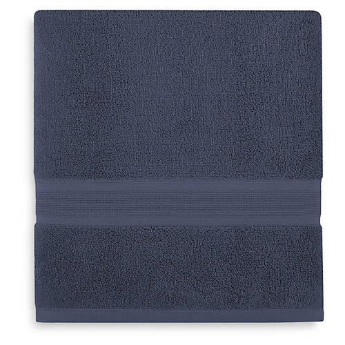 Icon PimaCott Washcloth, Royal Blue