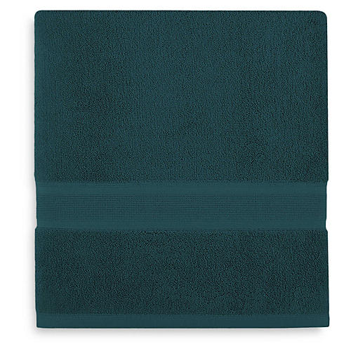 Icon PimaCott Washcloth, Biscay Bay