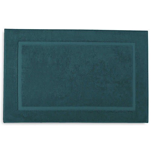 Icon PimaCott Bath Mat, Biscay Bay