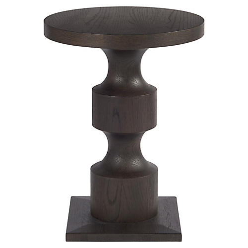 Scatter Side Table, Espresso