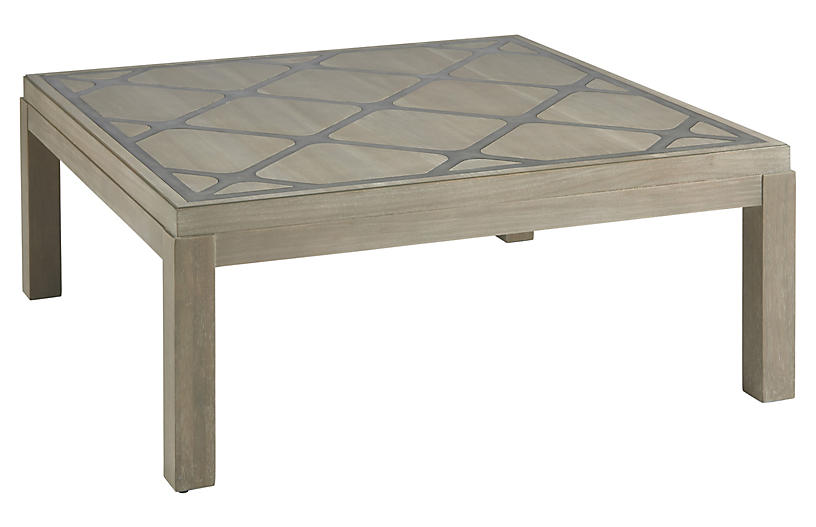 Griffin Coffee Table, Graystone