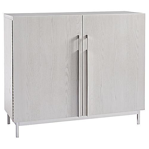 Layton Cabinet, Ivory