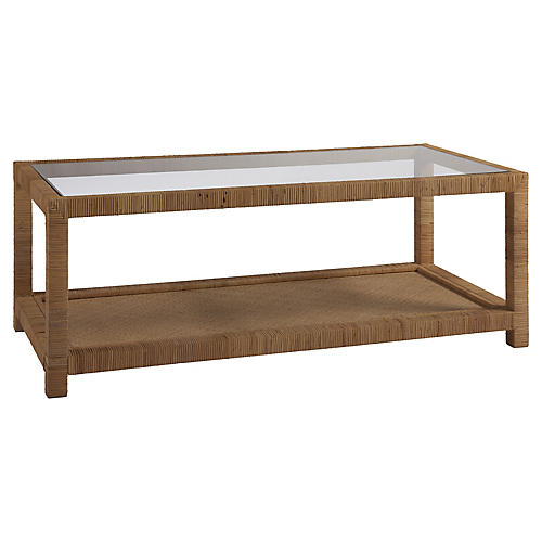 Key West Coffee Table, Natural