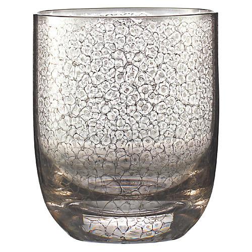 S/4 Crackle DOF Glasses, Platinum