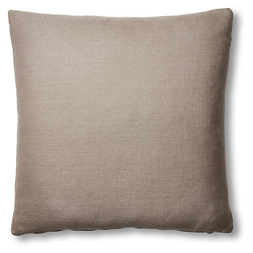 Hazel Pillow, Stone Linen