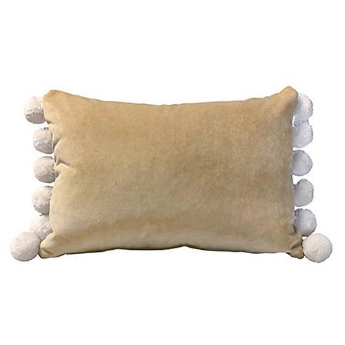 Josie 14x20 Pillow, Dijon Velvet