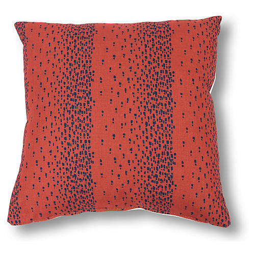 Pierre 20x20 Pillow, Red