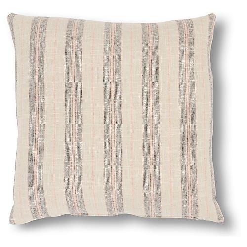 Patton 22x22 Pillow, Beige