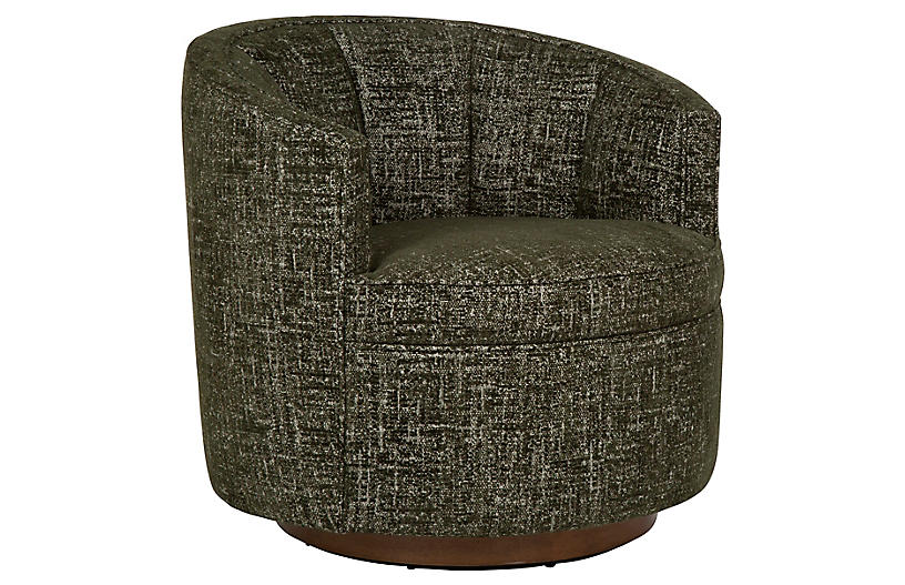 Jackie Chair, Olive