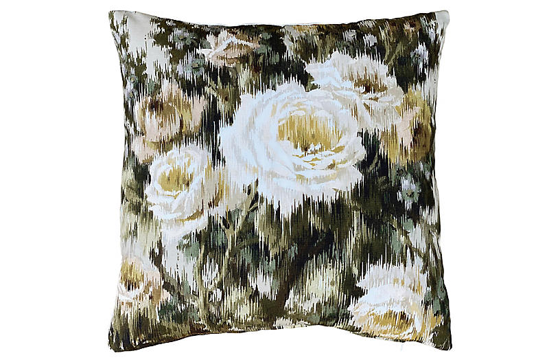Olivia 20x20 Pillow