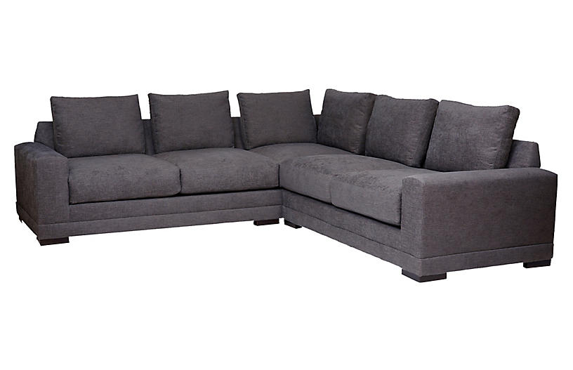 Morris Crypton Sectional