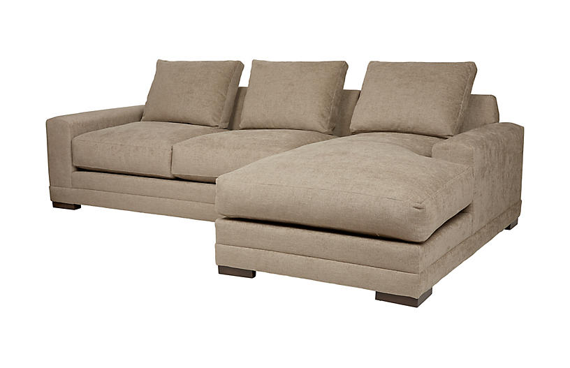 Morris Crypton RF Sectional