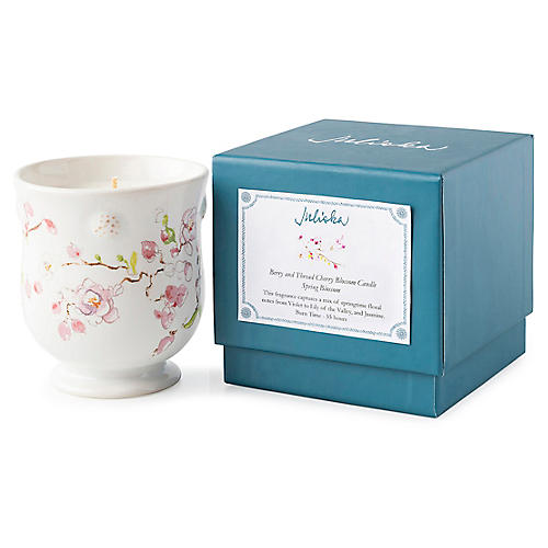 Berry & Thread Cherry Blossom Candle