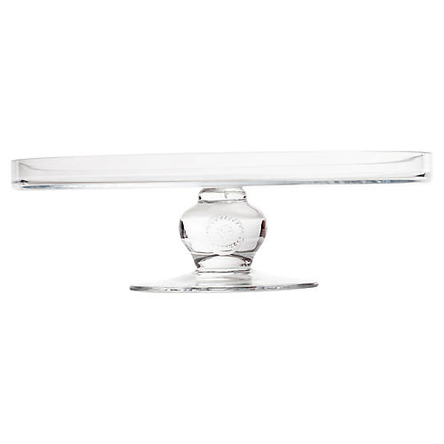 Berry & Thread Cake Stand, Clear