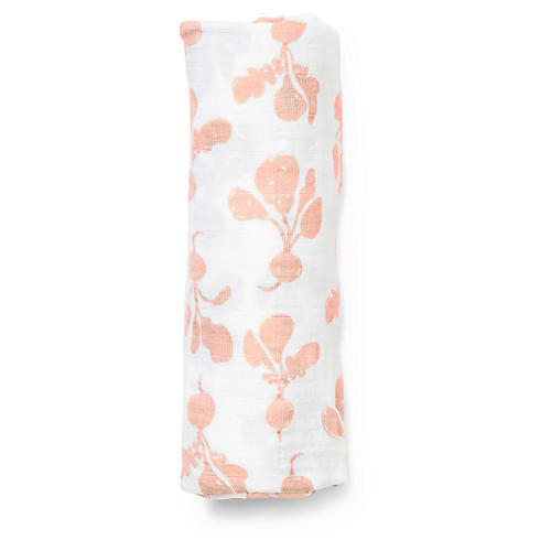 Radish Swaddle, Blush