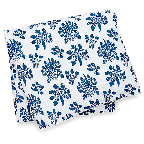 Parsnip Duvet Cover, Captain's Blue