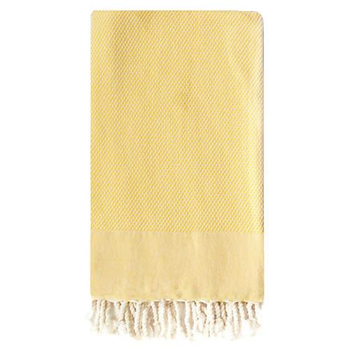 Basak Towel, Mustard