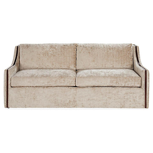 Colby Sofa, Taupe