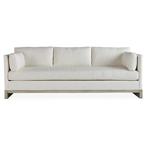 Gent Sofa, Snow Crypton
