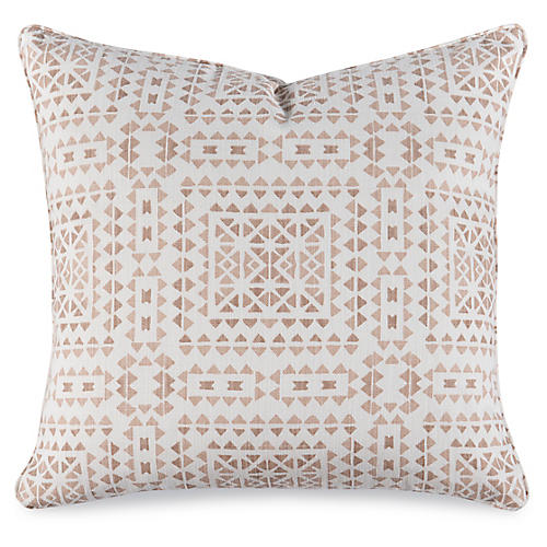 Jackie 20x20 Pillow, Quartz