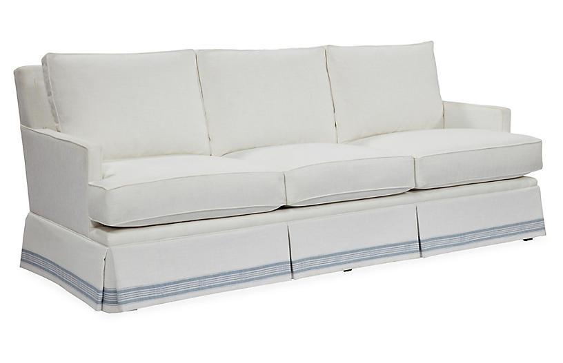 Bloomfield Sofa, Ivory