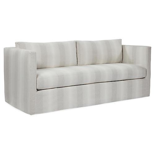 Leighton Sofa, Gray