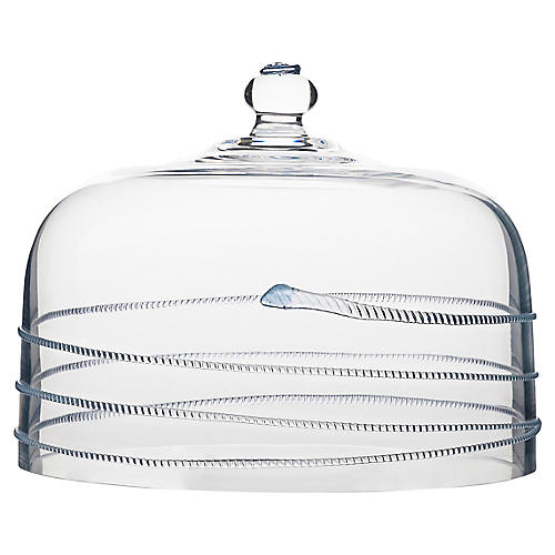 Amalia Cake Dome, Clear