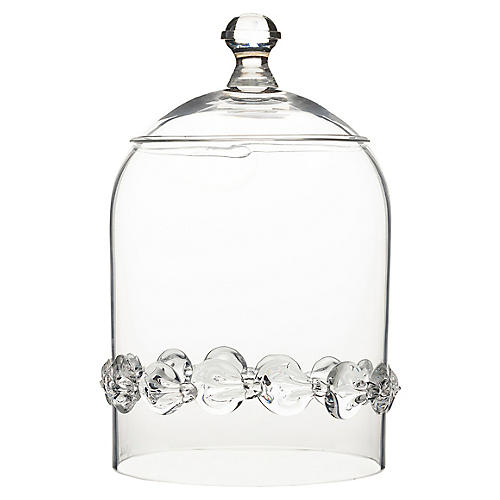 Ophelia Cloche, Clear